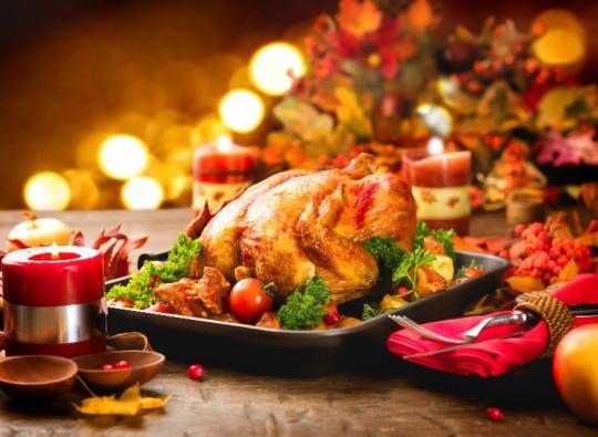 ORIGIN vous aide à organiser un repas de Noël traditionnel !
