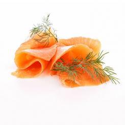 plateaux de saumon