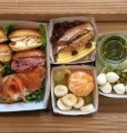 ORIGIN Salade et Snack, 22€TTC (20€HT)