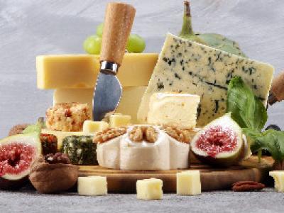 Nos plateaux de fromages
