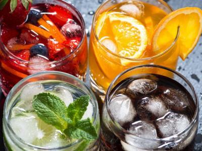 NOS BOISSONS SOFT ET ALCOOLISEES