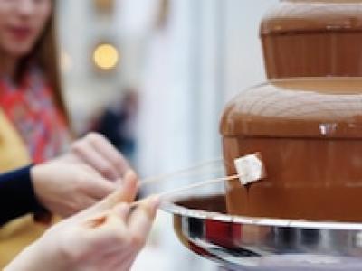 FONTAINE DE CHOCOLAT